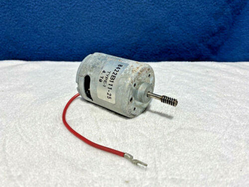 Federal Signal Model 14 Beacon - Rotator Motor - Aerodynic - TwinSonic Lightbars