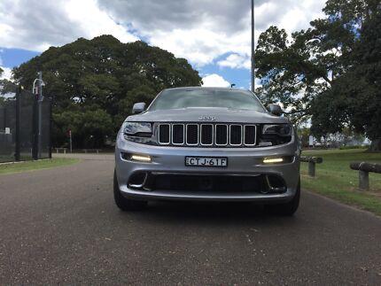 2014 Jeep Grand Cherokee SUV SRT Zetland Inner Sydney Preview