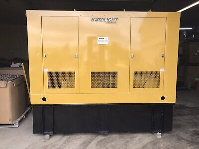 200 Kw Diesel Generator John Deere 6081 Powertech 120208240480 Enclosed
