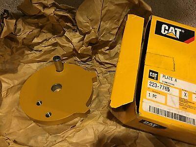 223-7765 Cat Plate Caterpillar 2237765 Fits D3g D4g D5g