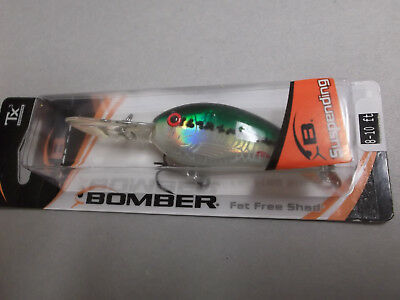 Bomber Excalibur Suspend Fat Free Shad,Fingerling,BSD5F,Baby Bass for sale  Shipping to Nigeria