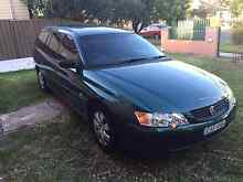 Holden Commodore Vy 7 seater Automatic Parramatta Parramatta Area Preview
