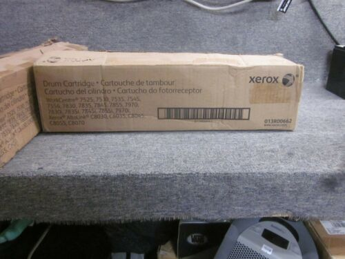 013R00662 13R662 New Genuine Xerox Drum Unit WorkCentre 7525 7530 7535 7545