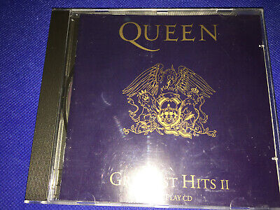 Queen: Greatest Hits II : CD Album:  Free Fast Secure P&P: 12C