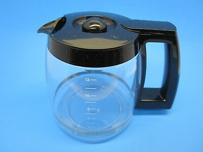 Cuisinart DGB-550 Coffee Maker Carafe Clean 12 Cup