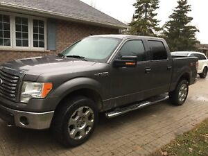 2010 F150 4x4 with leather