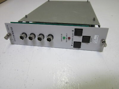 Bently Nevada 330003-01-02 Channel Temperature Monitor Used
