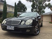 2004, Mercedes E320 Epping Whittlesea Area Preview