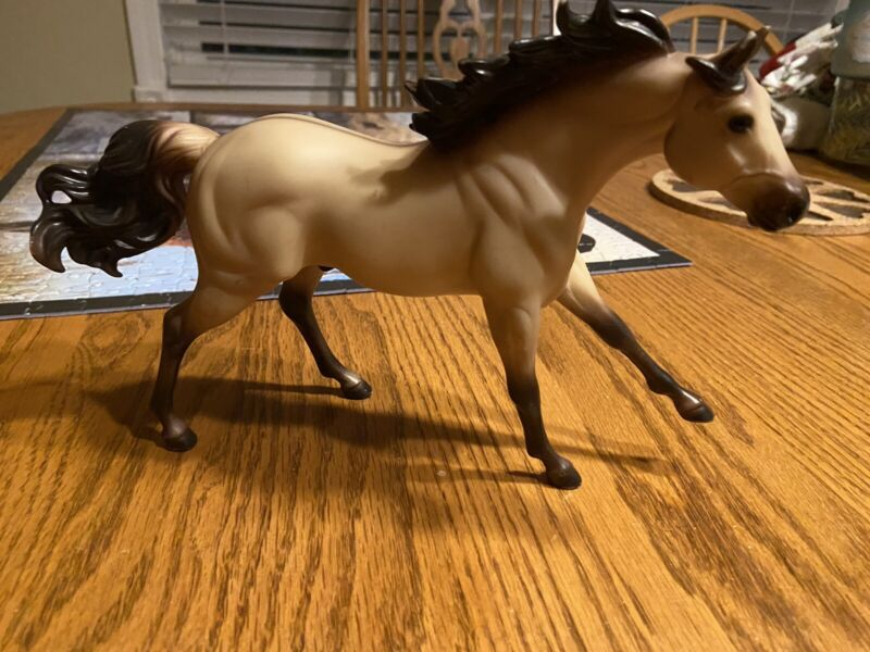 Breyer American Quarter Horse Stallion Shaded Dun
