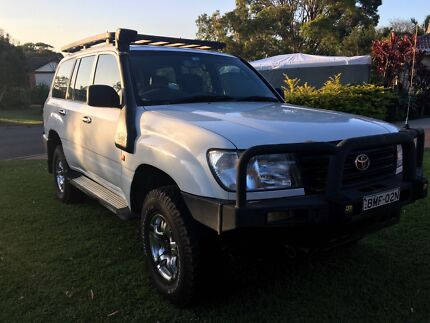 100 Series Toyota Landcruiser