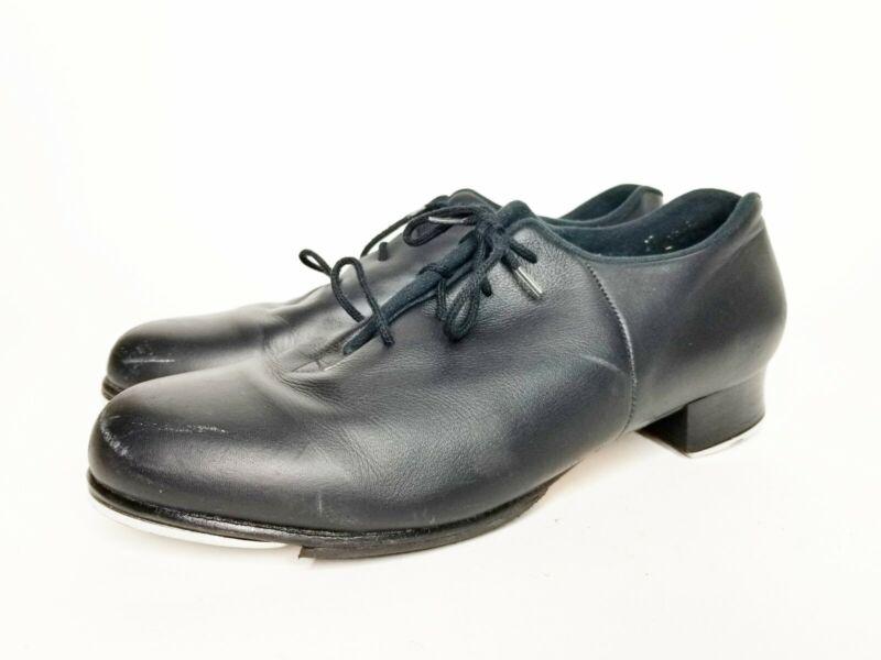 Bloch Respect Lace Up Tap Shoes Black Adult Women