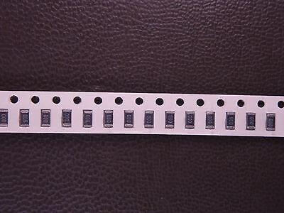 Lot Of 150 Crcw1206000zrt1 Vishay Chip Resistor Jumper 0 Ohm 125mw 14w 5 1206