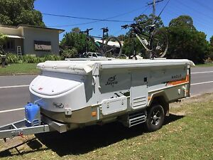 Jayco eagle outback 2012 Mansfield Brisbane South East Preview