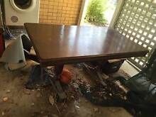 1920's Table - Jack Craig and Sons - Goulburn Curtin Woden Valley Preview