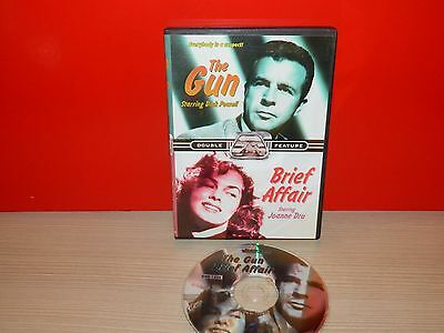 Tv Double Feature Four Star Playhousest Dvd  The Gun  Brief Affair  Very Good