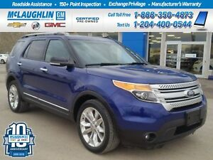 2014 Ford Explorer *Rem St *Htd Lthr *Back Up Cam *Bluetooth *4W