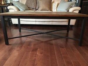 Rustic Coffee Table & End Table Set