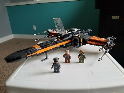 Lego Star Wars Poe's X-Wing Fighter (75102) - Original Instructions