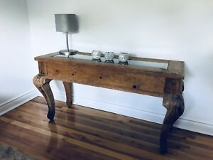 Table, meuble, console, antique, antiquité
