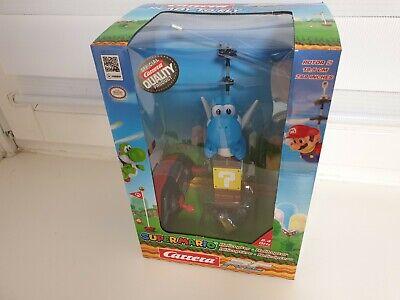 NEU OVP Carrera RC Flying Yoshi light blue hellblau 2,4GHz 370501036 Super Mario