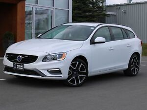 2018 Volvo V60 T5 Dynamic AWD | FULL VOLVO WARRANTY TO 160K