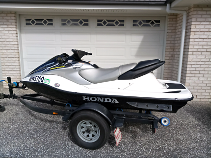 Honda F12X 1200cc Turbo Jetski 3 seater