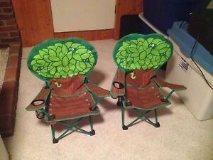Tree chairs - foldable