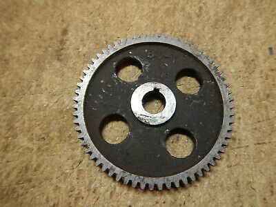 Older Logan Metal Lathe 64t Change Gear 58 Bore