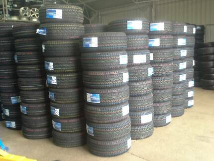 Tyre warehouse passenger,4WD, commercial, truck, suv muddies Dandenong South Greater Dandenong Preview