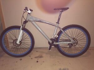 Giant Brass 1 with hope brakes and other upgrades for sale