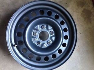 Steel  5 x 127  x 17  fits jeeps and others