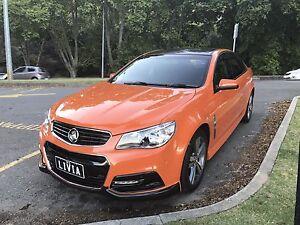 2013 Orange VF Holden SV6 Commodore Burswood Victoria Park Area Preview