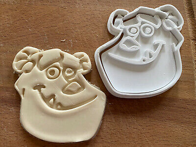 Sully Cookie Cutter Monsters Inc