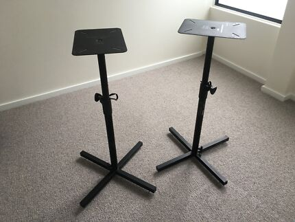 Studio Monitor Speaker Stands - ICON SB-100s
