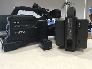 Sony HVR -270p pro video camera Seacombe Gardens Marion Area Preview