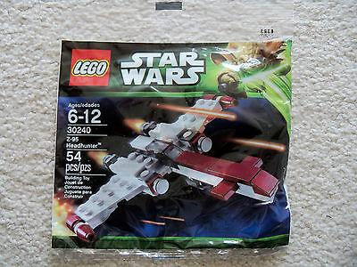LEGO Star Wars Clone Wars - Z-95 Headhunter 30240 - New & Sealed