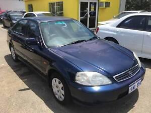 1999 Honda Civic Auto Sedan $1999