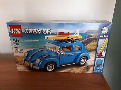 LEGO Creator Expert 10252 Volkswagen Beetle VW - Brand new in Box