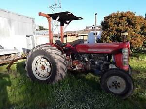 Massey Ferguson Tractor 4400 Carisbrook Central Goldfields Preview