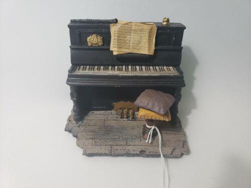 Vintage miniature piano for decorations Purpose
