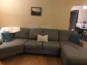 Ashely Furniture Sectional