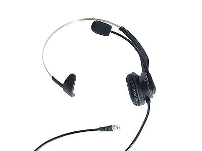 Brand New T400 Headset For POLYCOM 300 301 335 500 600 601 & 650 telephone phone