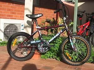Boys Bike 'Bennett'  16 inch wheels Kingsgrove Canterbury Area Preview