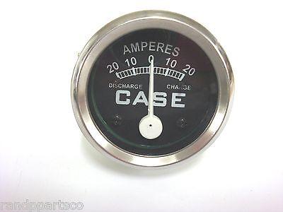 Amp Gauge Fits Case Tractors C L R Rc D Dc Di Do La Lai S Sc V Va More