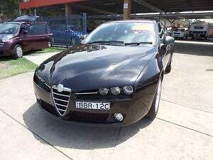 2007 Alfa Romeo 159 Sedan JTS Oak Flats Shellharbour Area Preview