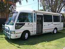 Toyota coaster motorhome /campervan.... Tweed Heads West Tweed Heads Area Preview