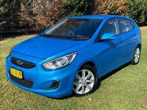 2018 Hyundai Accent SPORT Automatic Hatchback Richmond Hawkesbury Area Preview