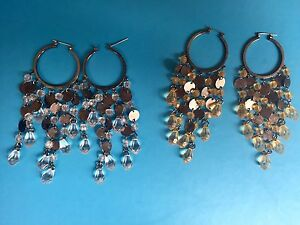 Awesome earrings x 4 pairs Kingston Kingborough Area Preview