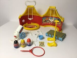 Weebles Circus vintage Hasbro toy from 1977
