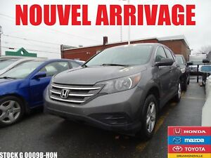 2014 Honda CR-V LX+AWD+JAMAIS ACCIDENTÉ+SUPER PROPRE+++